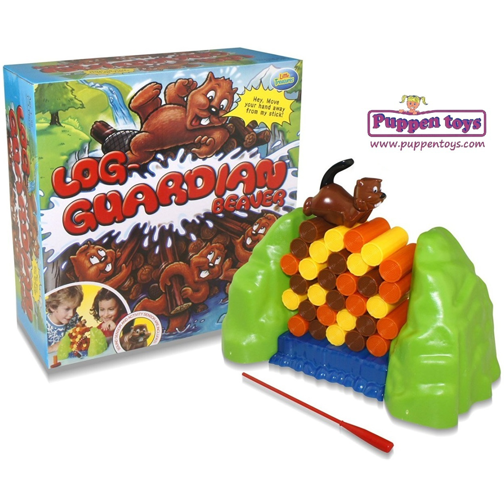Log Guardian Beaver RAVENSBURGER