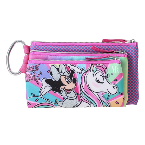 Pernica XL3 SAZIO - Minnie Mouse Belive in unicorn