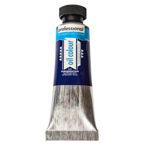 Uljana boja Professional oil - ultramarin blue 45ml