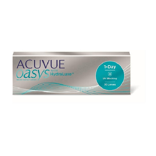 Johnson Johnson Acuvue Oasys 1- Day 30 kom