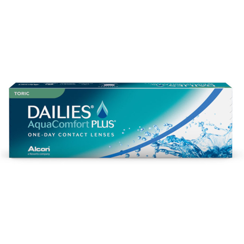 Dailies AquaComfort PLUS Toric 30 kom