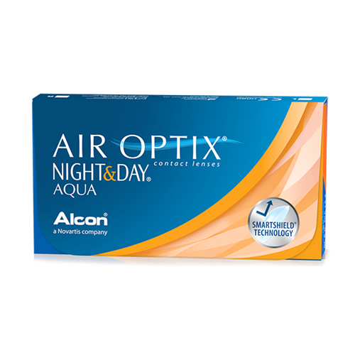 Air Optix Night Day Aqua 6 kom