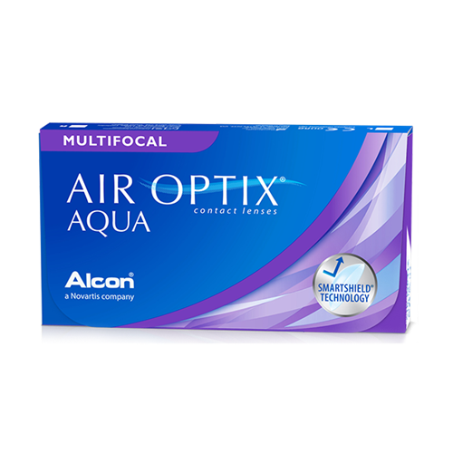 AIR OPTIX AQUA Multifocal 3 kom