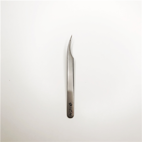 Pinceta ravna srebrna tip 1