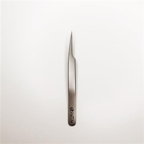 Pinceta ravna srebrna tip 2