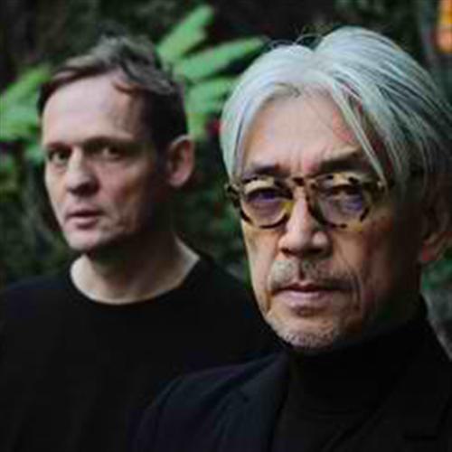Ryuichi Sakamoto Alva Noto andBryce Dessner