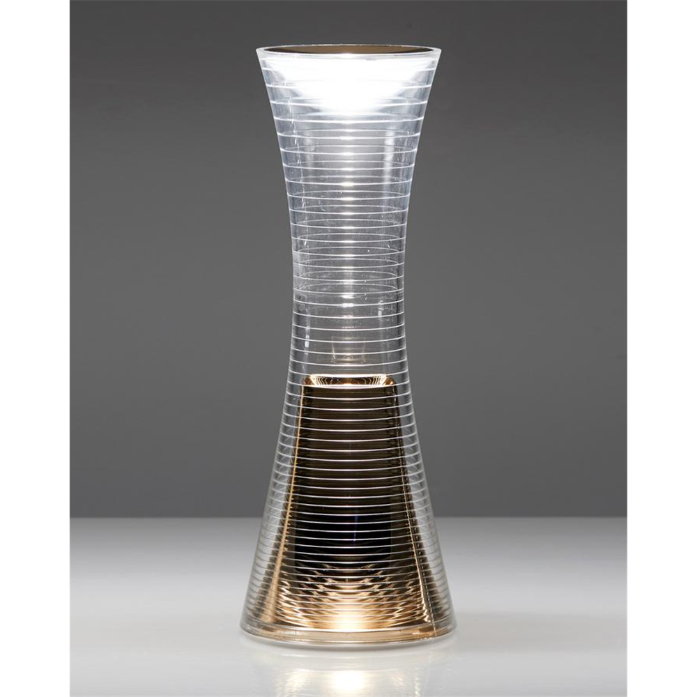 COME TOGETHER COPPER - stona dekorativna baterijska svetiljka
