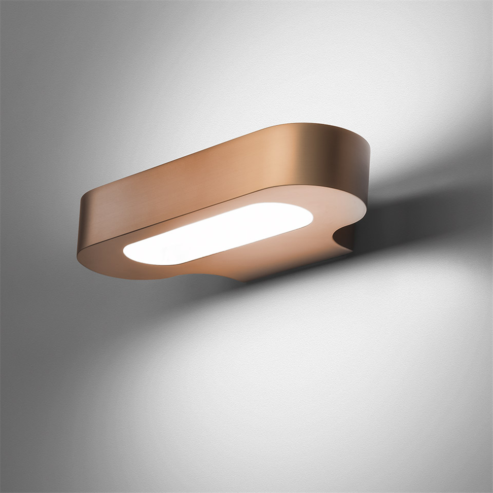 TALO WALL LED SATIN COPPER - Zidna dekorativna svetiljka