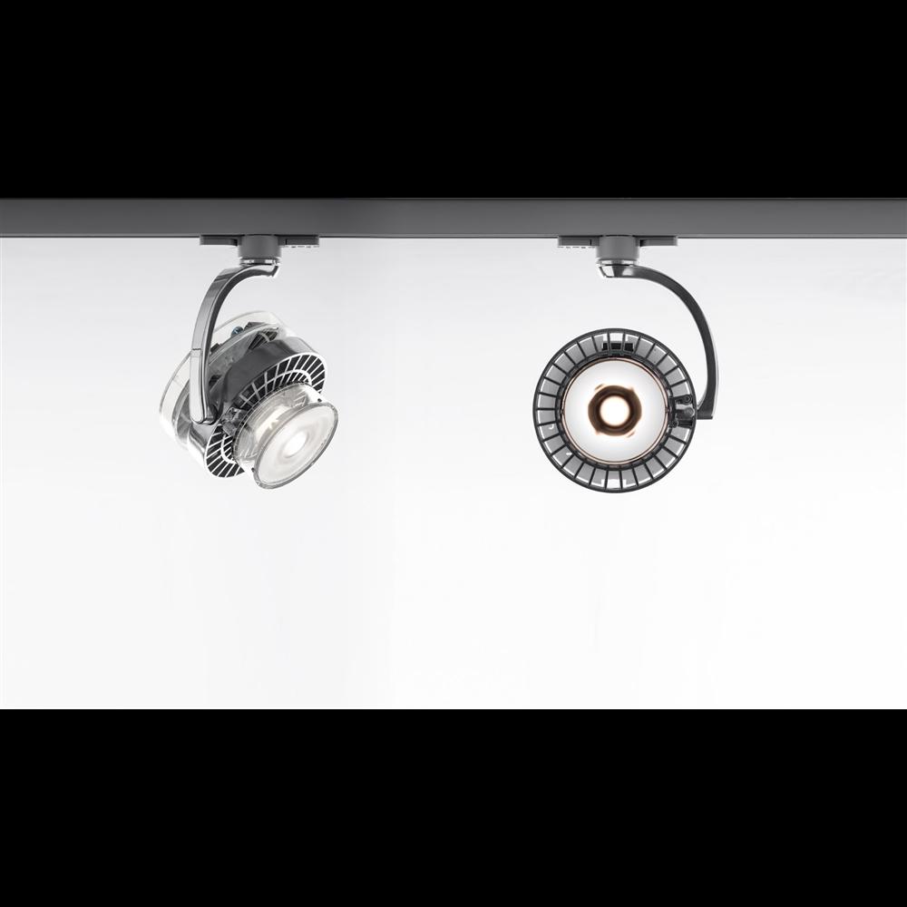 Cata TIR Ceiling - nadgradna svetiljka 3000K + Lens 16°