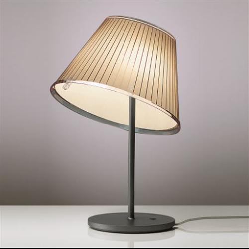 CHOOSE Table - Parchment/Gray anthracite - stona dekorativna svetiljka