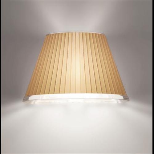 CHOOSE Wall W/O switch IP23 parchment cover - zidna dekorativna svetiljka