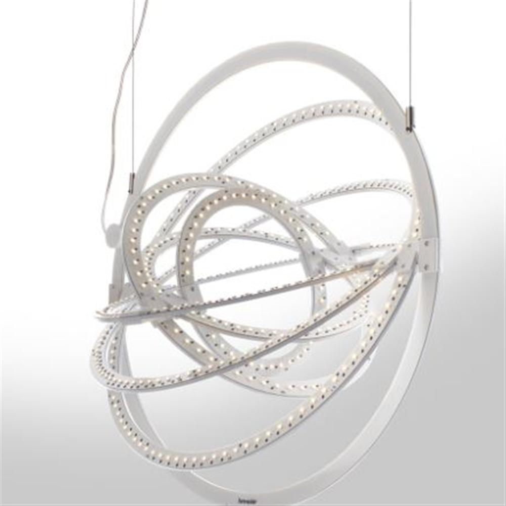 COPERNICO 500 Suspension White - viseća dekorativna svetiljka