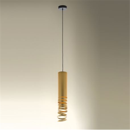 DECOMPOSE' LIGHT GOLD Suspension - viseća dekorativna svetiljka