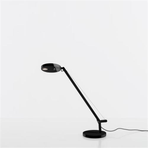 DEMETRA MICRO TABLE - 3000K - Opaque Black - stona dekorativna svetiljka