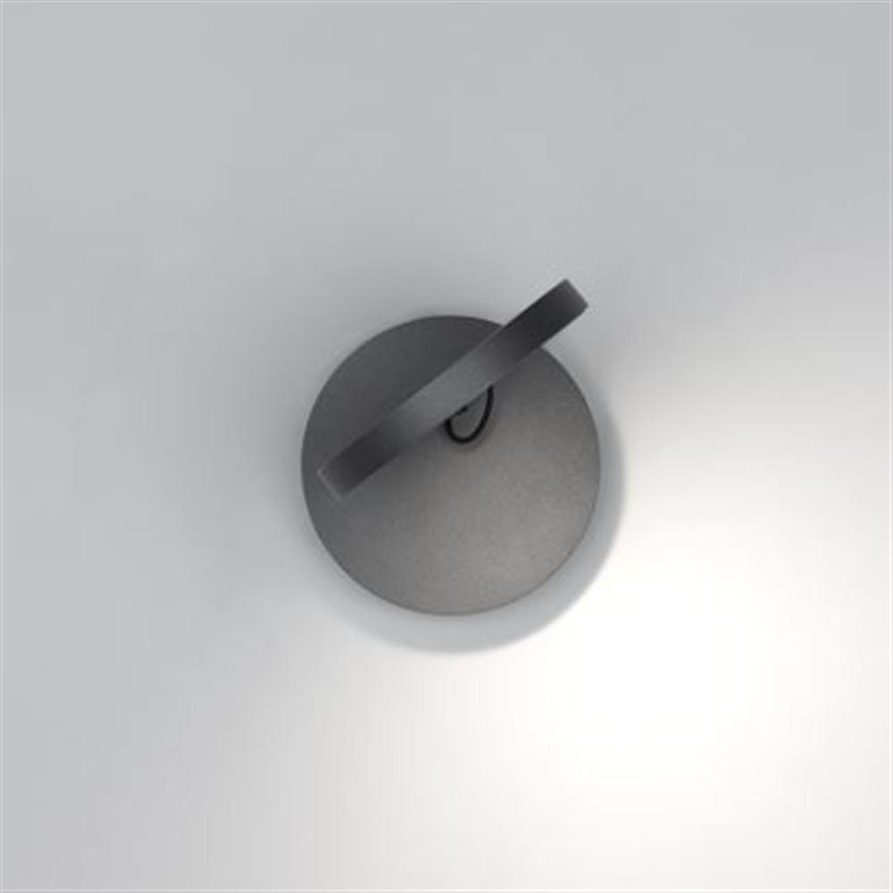 DEMETRA SPOTLIGHT - WITH SWITCH - 3000K - Anthracite Grey - zidna svetiljka