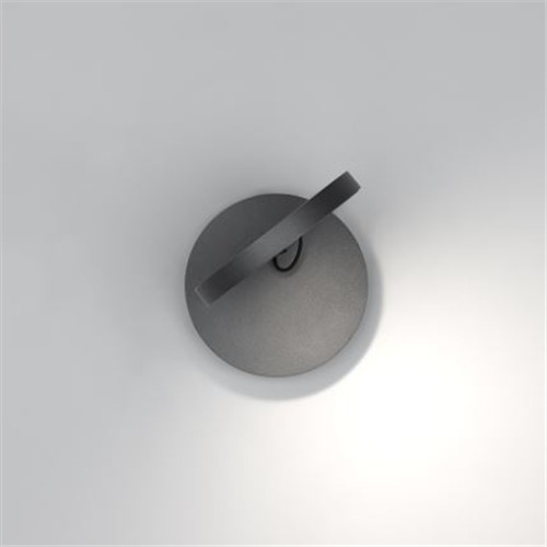 DEMETRA SPOTLIGHT - WITH SWITCH - 3000K - Anthracite Grey - zidna svetiljka