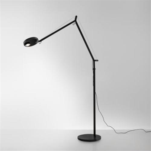 DEMETRA PROFESSIONAL READING FLOOR - 3000K - ANTHRACITE GREY  - podna lampa