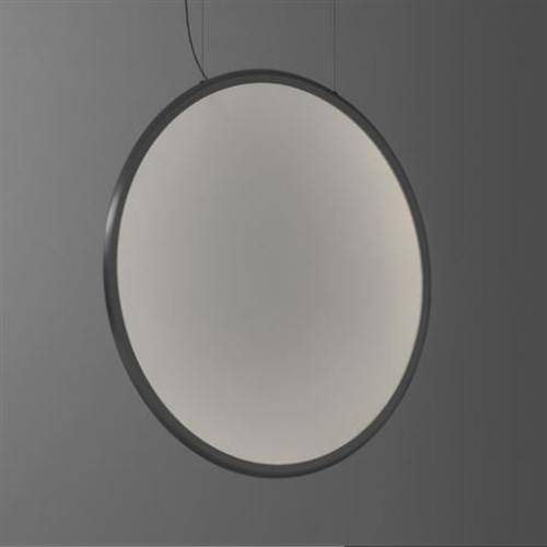 DISCOVERY Vertical 140 - Satinized aluminium - App - viseća svetiljka