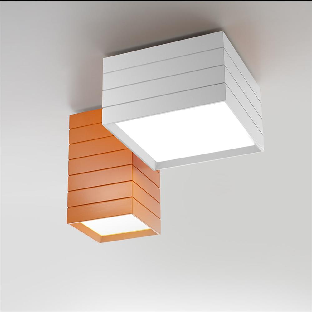 GROUPAGE 32 WHITE - plafonska dekorativna svetiljka