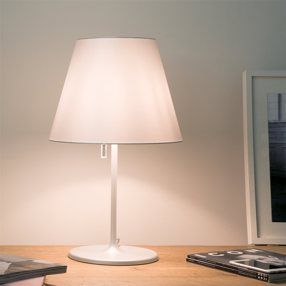 MELAMPO Table - Grey - stona dekorativna svetiljka