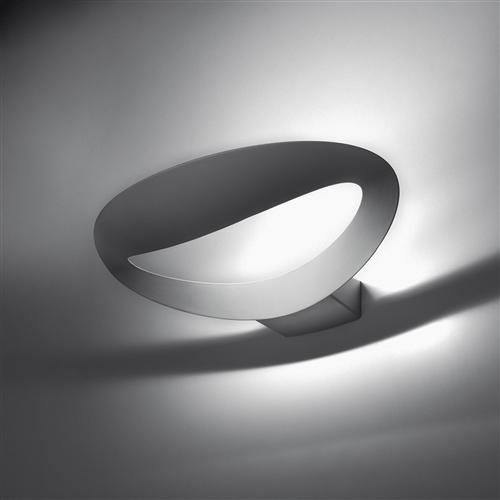 MESMERI Led Silver 3000K - zidna dekorativna svetiljka