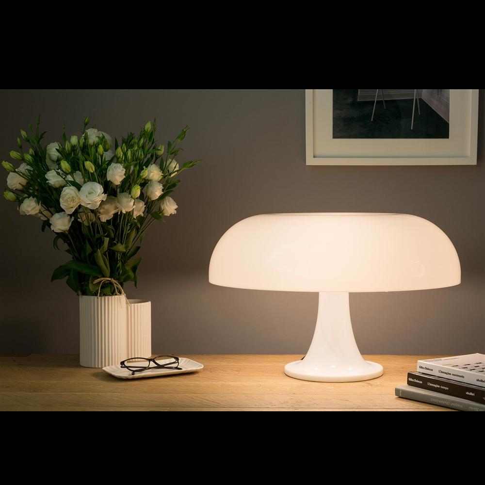 NESSO White - stona dekorativna svetiljka