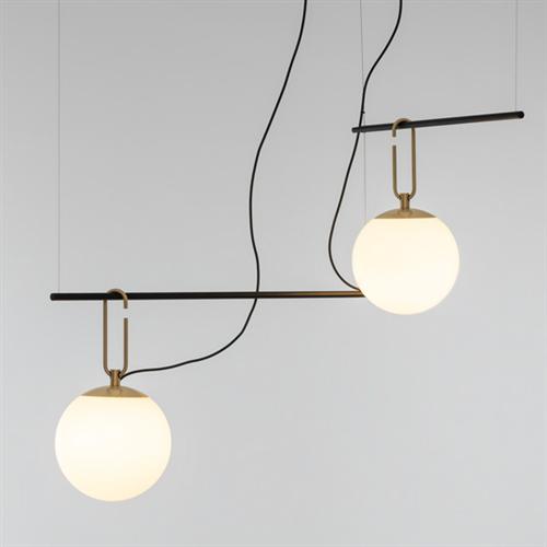 nh S3 2 Arms - viseća dekorativna svetiljka