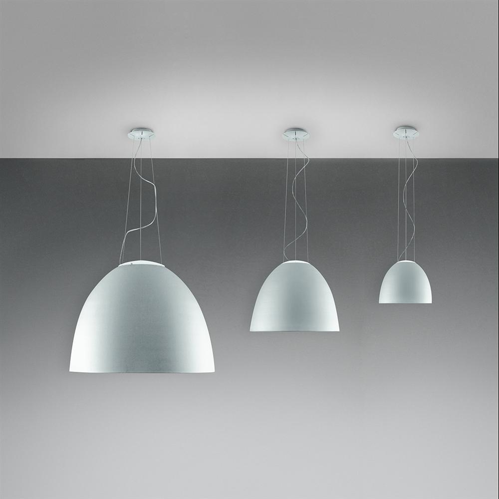 NUR - ALU SIVA - viseća dekorativna svetiljka