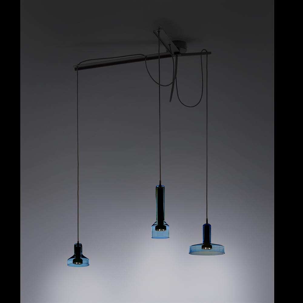 STABLIGHT - AQUAMARINE - viseća dekorativna svetiljka