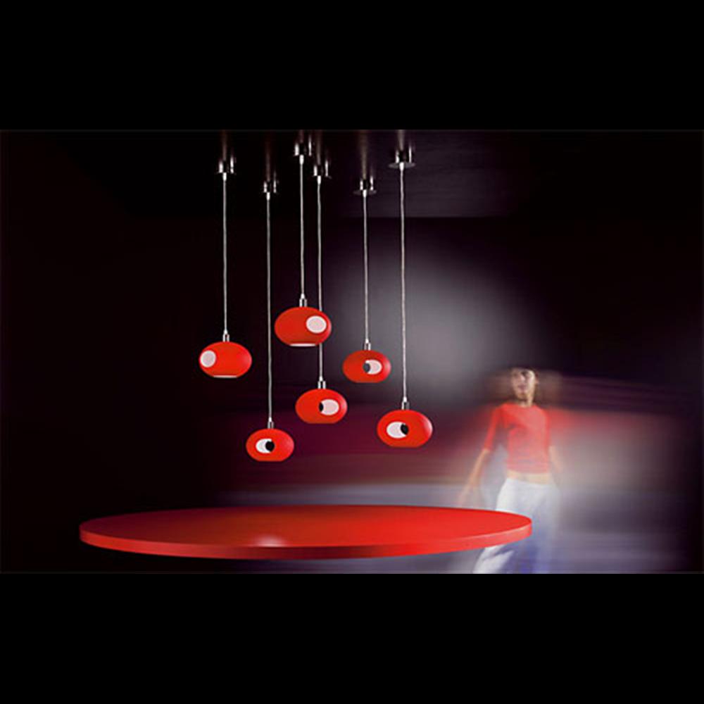 BALL UP - viseća plafonska svetiljka