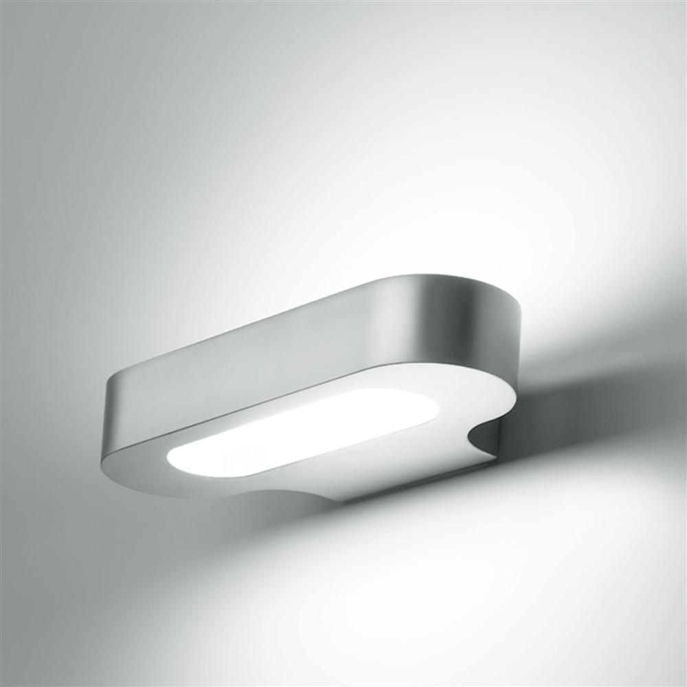 TALO WALL 90 - Dimmable - Silver - zidna dekorativna svetiljka