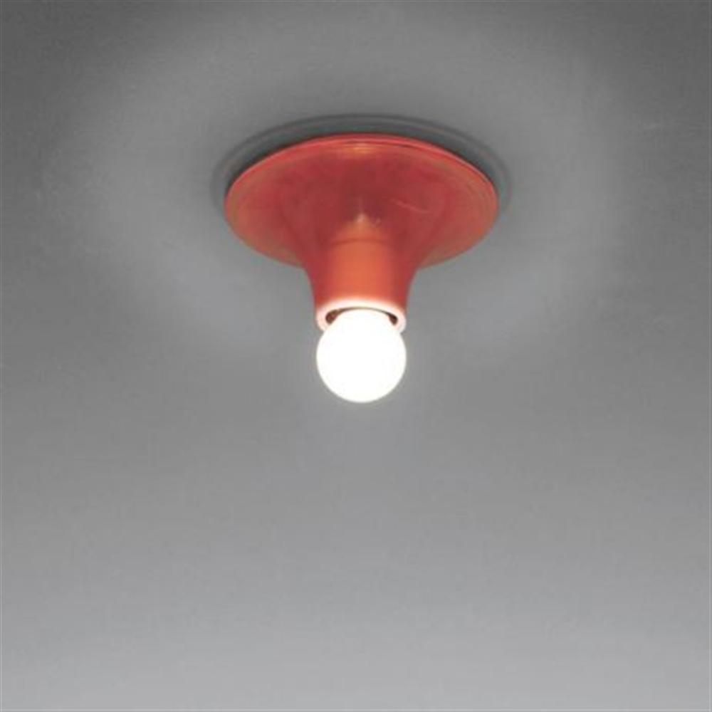 TETI Orange - zidna / plafonska dekorativna svetiljka