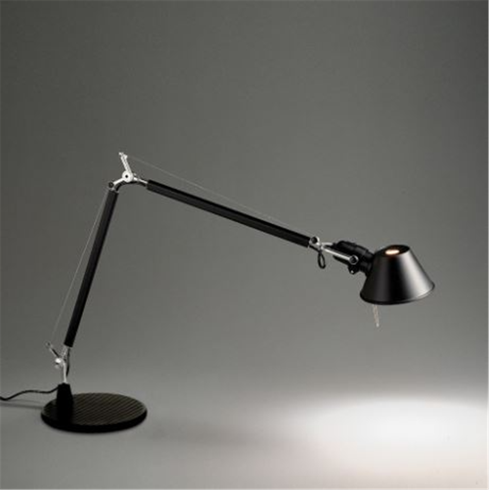 TOLOMEO TABLE BLACK -  stona svetiljka