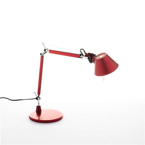 TOLOMEO MICRO TABLE RED - stona svetiljka