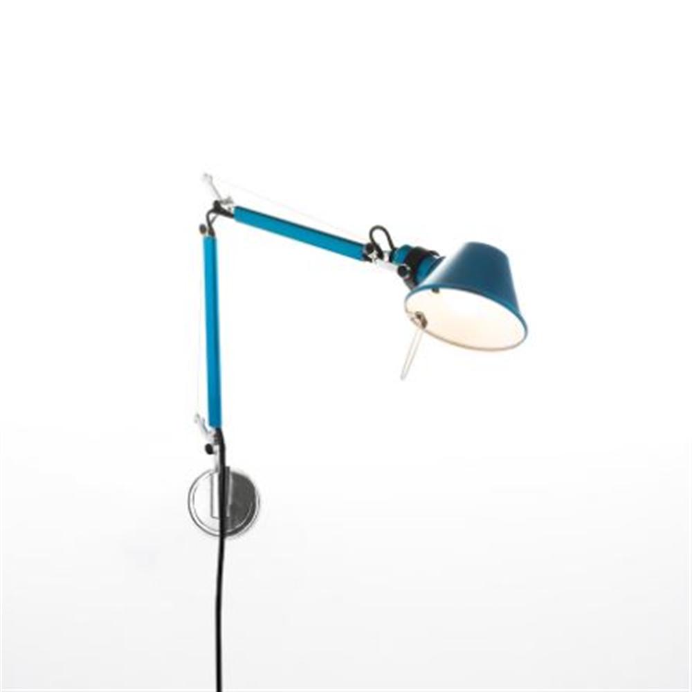 TOLOMEO MICRO WALL BLUE - zidna svetiljka
