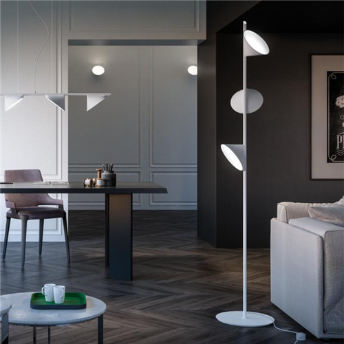 ORCHID FLOOR LAMP WHITE - podnostojeća svetiljka