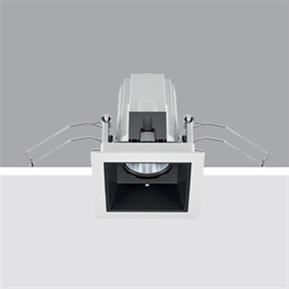 Laser fixed square 1 - ugradna plafonska svetiljka