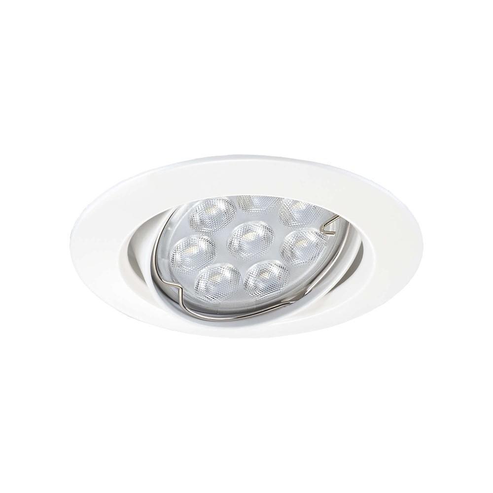RS049B LED-4000-GU10 - ugradna plafonska svetiljka