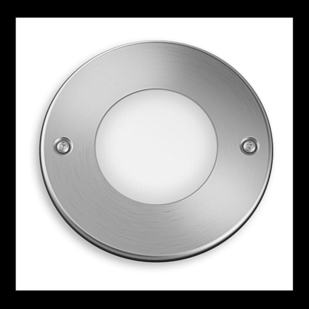 MOSS INOX LED 1X 3W IP67 - ugradna podna svetiljka