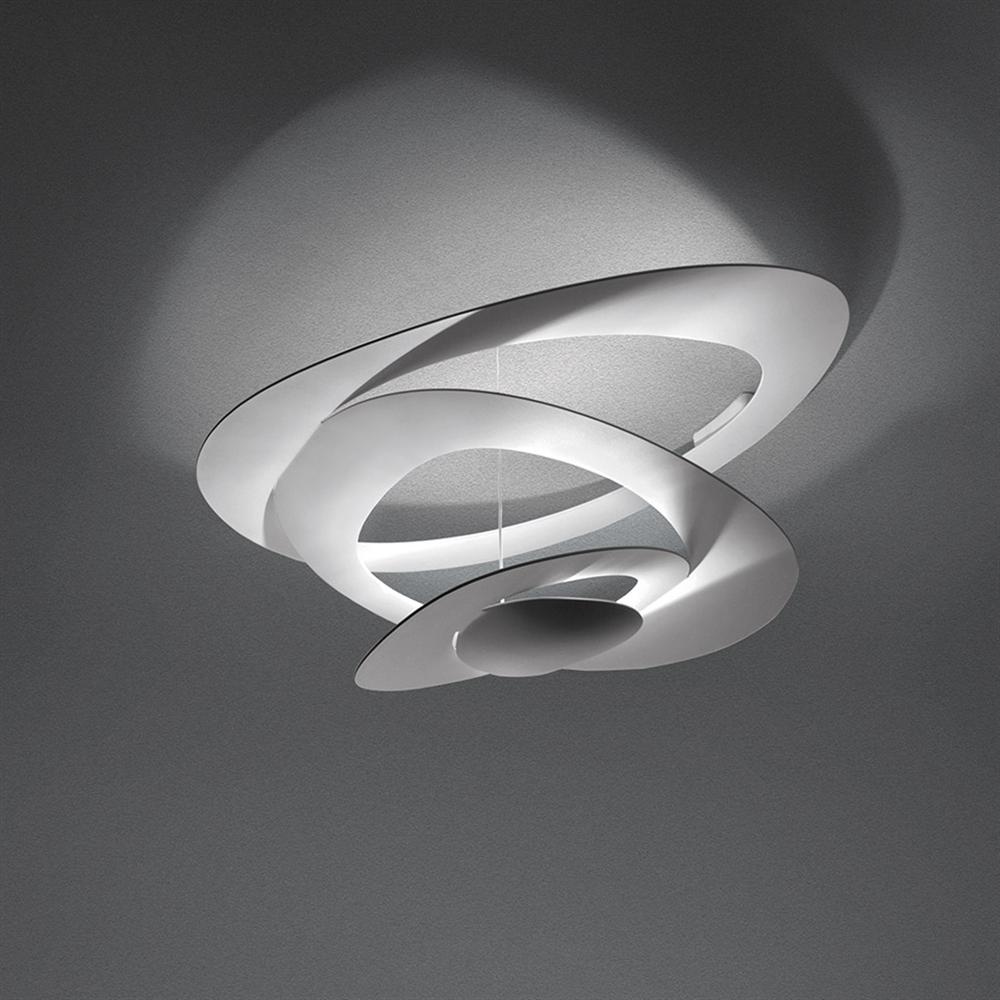 PIRCE 3000K WHITE - plafonska dekorativna svetiljka
