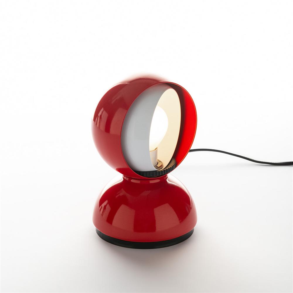 ECLISSE RED - stona dekorativna svetiljka