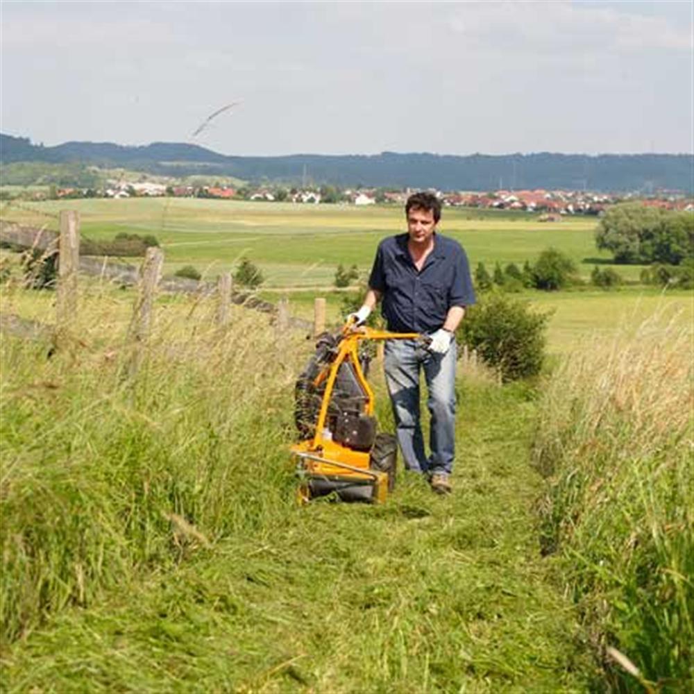 AS MOTOR Profesionalne komunalne kosačice - Profi Allmäher AS 65 2T ES
