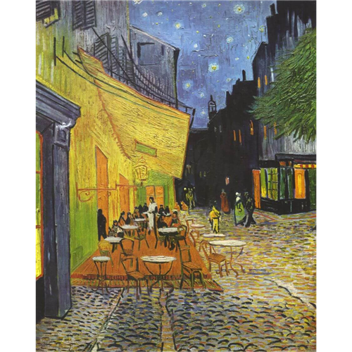 Van Gogh  - Café Terrace at Night