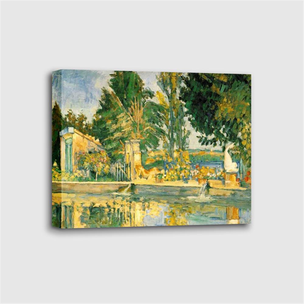 Paul Cezanne - Jas de Bouffan