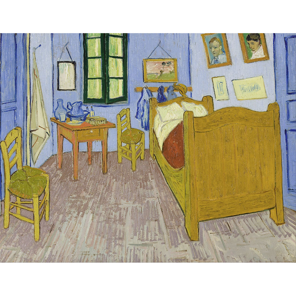 Van Gogh -  Bedroom in Arles