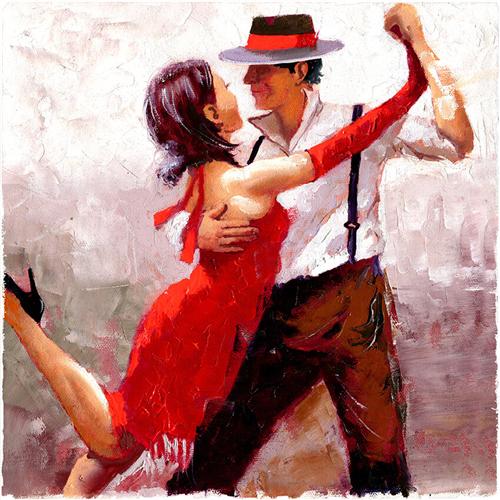 Plesači 3