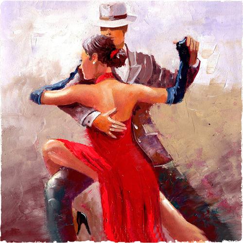 Plesači 5
