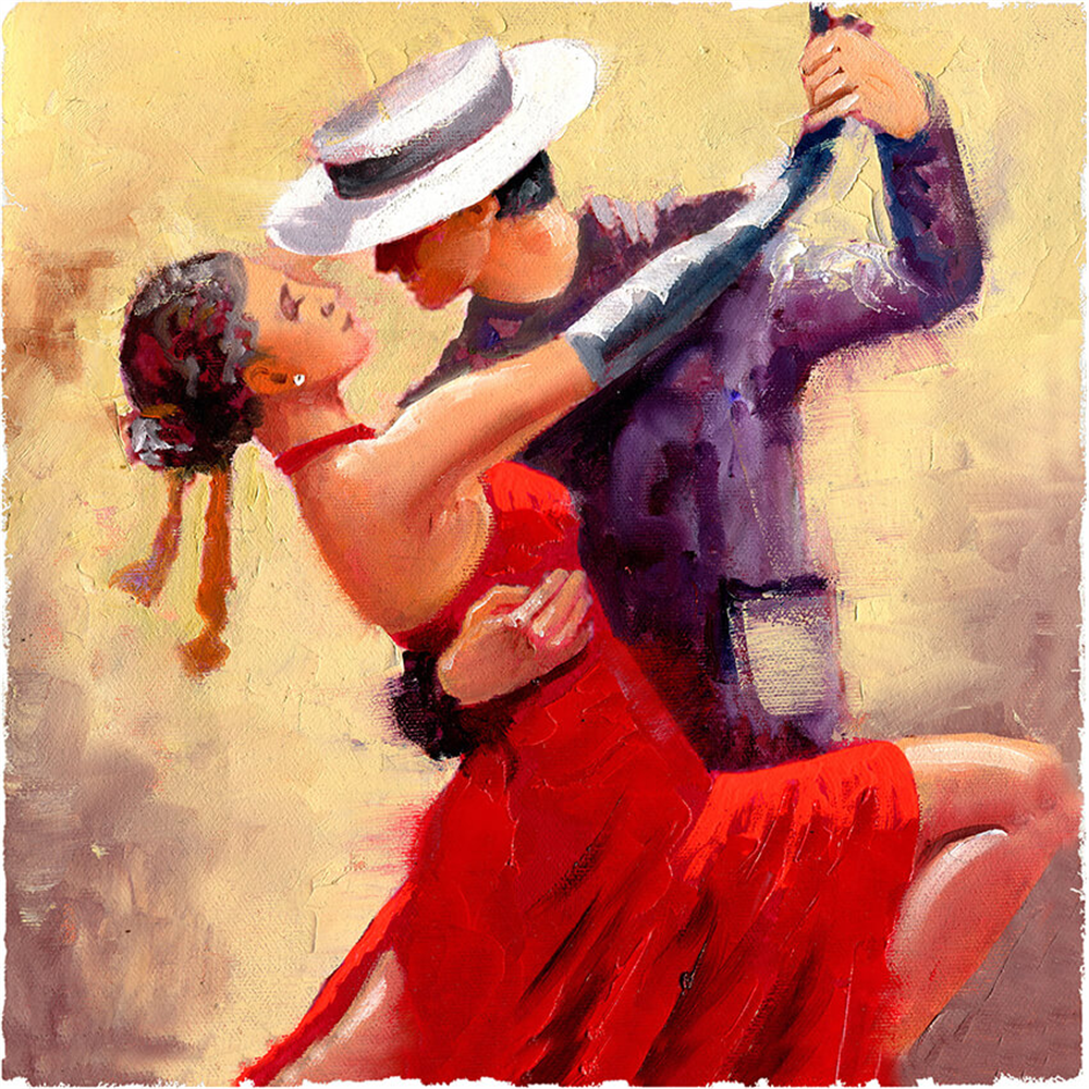 Plesači 6