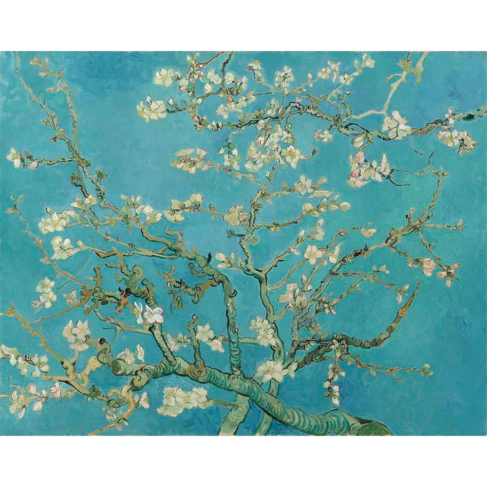 Van Gogh  - Almond Blossoms