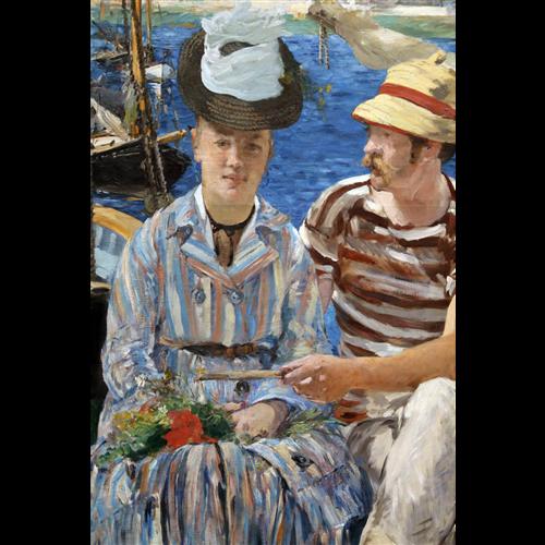 Edouard Manet - Argenteuil
